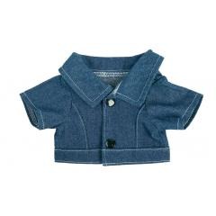 M140798 Dark blue - Jeans jacket - mbw