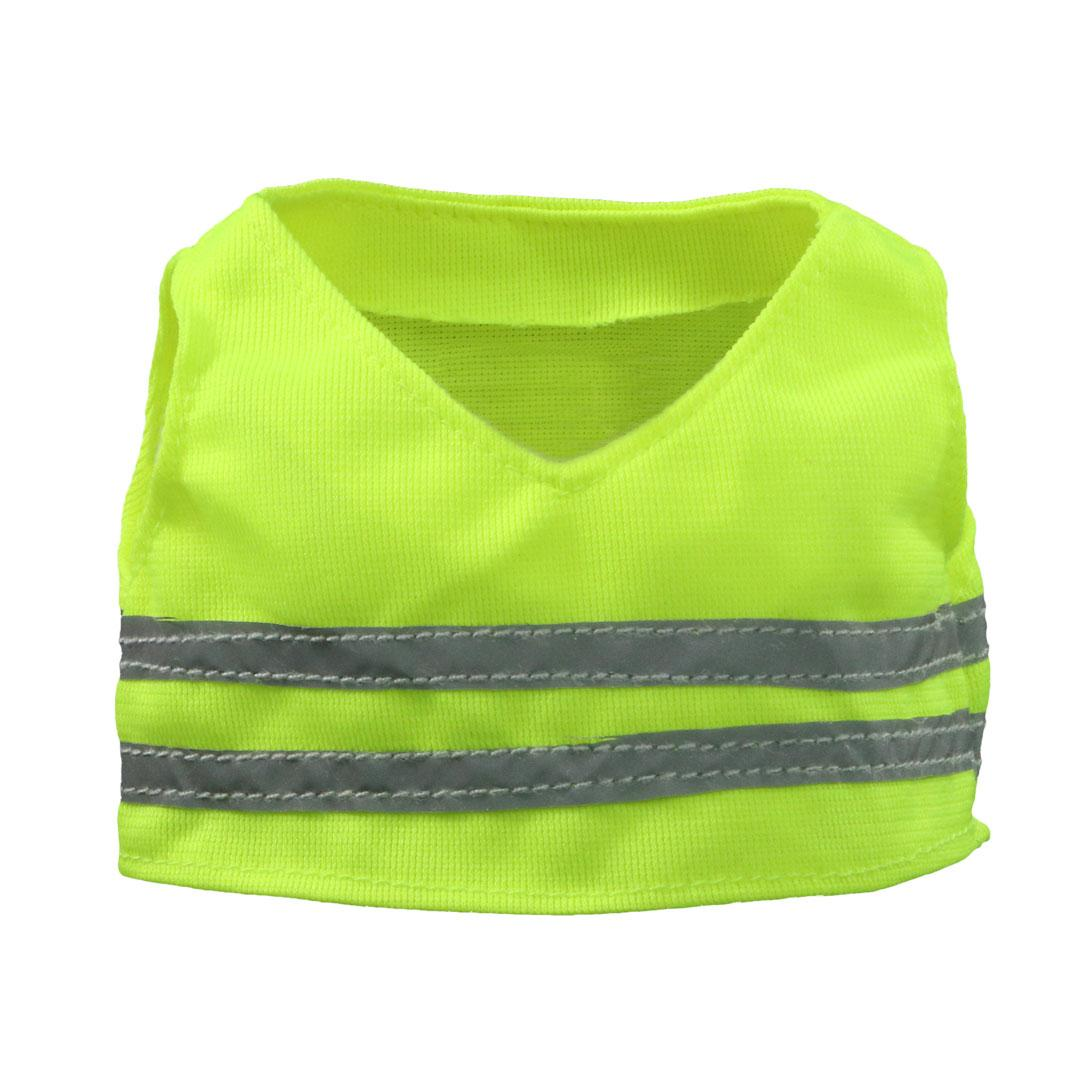 M140958 Lime yellow - Mini safety vest - mbw