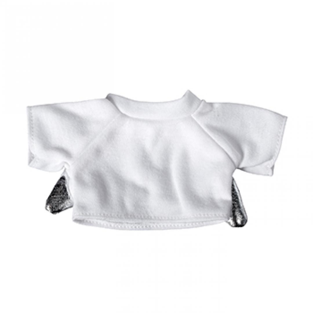 M140980 White - Mini T-Shirt with wings - mbw