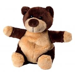 M160341 Dark brown - Plush bear Rouven - mbw