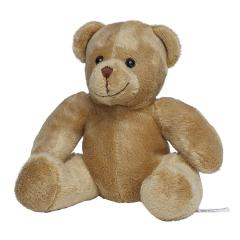 M160069 Light brown - Plush bear Yogi - mbw