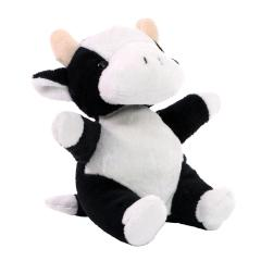 M160389 White/black - Plush cow Cordula - mbw