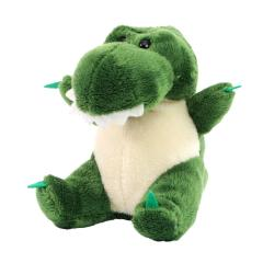 M160342 Dark green - Plush crocodile Jonas - mbw