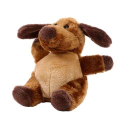 M160344 Gold brown - Plush dog Gabriel - mbw