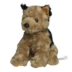 M160639 Black/brown - Plush dog Jake - mbw