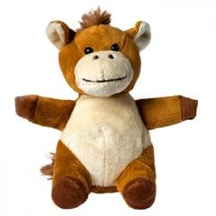 M160393 Brown - Plush horse Gitte - mbw