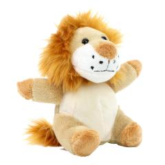 M160391 Brown - Plush lion Henning - mbw