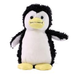 M160288 Black/white - Plush penguin Phillip - mbw