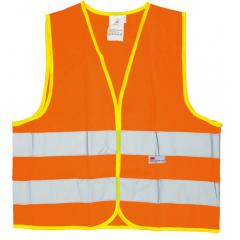 M110425 Lime orange - Reflective vest for kids - mbw