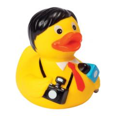 M131017 Multicoloured - Rubber duck, reporter - mbw