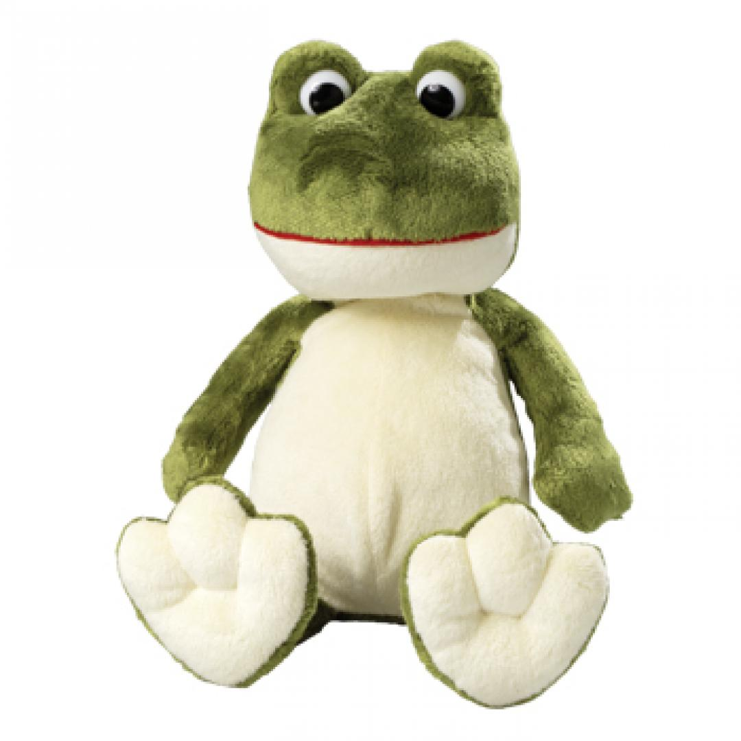 M160213 Light green - Softplush frog Raphael - mbw