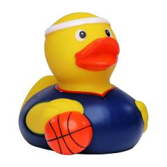 M131179 Multicoloured - Squeaky duck basketball - mbw