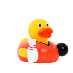 M131222 Multicoloured - Squeaky duck bowling - mbw