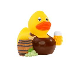 M131274 Multicoloured - Squeaky duck Brewer - mbw