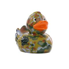 M132082 Multicoloured - Squeaky duck camouflage - mbw