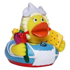 M132054 Multicoloured - Squeaky duck CityDuck® Amsterdam - mbw