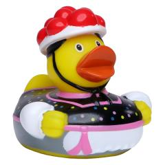 M132084 Multicoloured - Squeaky duck CityDuck® Black Forrest - mbw