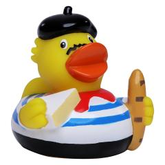 M132051 Multicoloured - Squeaky duck CityDuck® France - mbw