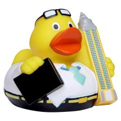 M132059 Multicoloured - Squeaky duck CityDuck® Frankfurt - mbw