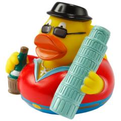 M132057 Multicoloured - Squeaky duck CityDuck® Pisa - mbw