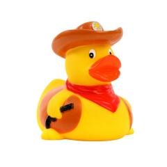 M131193 Multicoloured - Squeaky duck cowboy - mbw