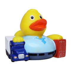 M131235 Multicoloured - Squeaky duck forwarder - mbw