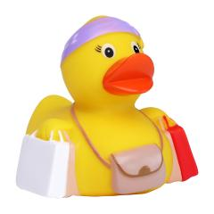 M131154 Multicoloured - Squeaky duck shopping - mbw