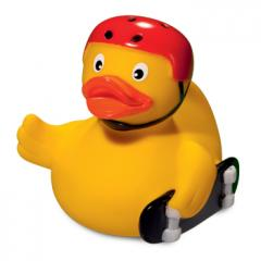 M131183 Multicoloured - Squeaky duck skateboard - mbw