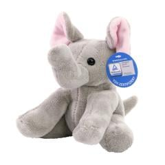 M160030 Grey - Zoo animal elefant Linus - mbw