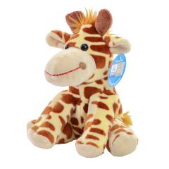 M160031 Yellow/brown - Zoo animal giraffe Gaby - mbw