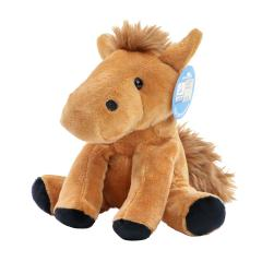 M160035 Brown - Zoo animal horse Claudia - mbw