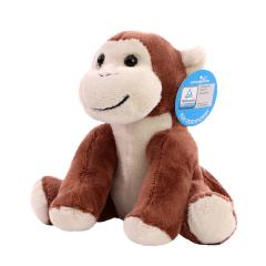 M160012 Light brown - Zoo animal monkey Bjarne - mbw