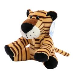 M160032 Light brown - Zoo animal tiger David - mbw