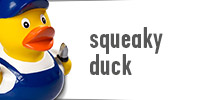 Squeaky ducks